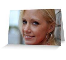 Holly RO Greeting Card