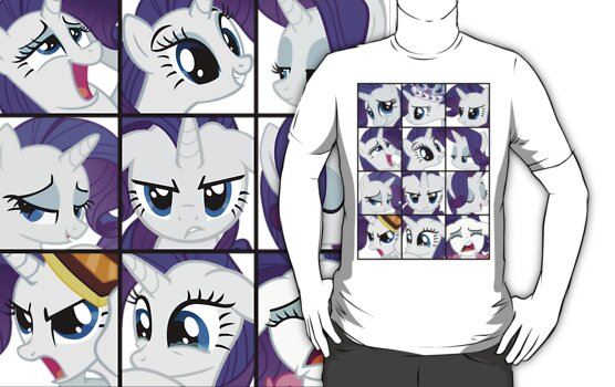 Emotions of Rarity by RoughBacon