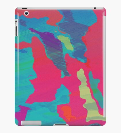 You Are Here Magenta iPad Case/Skin