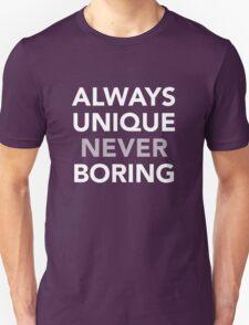 Always Unique - Dark T-Shirt