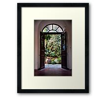 Art & Icon Studio Framed Print