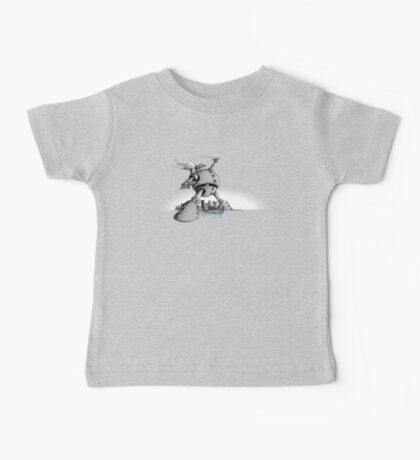 Steel City Colossus Baby Tee
