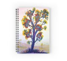 The Rainbow Tree Spiral Notebook