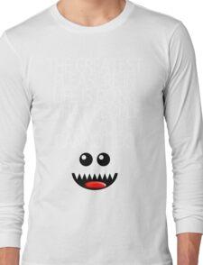 THE GREATEST PLEASURE Long Sleeve T-Shirt