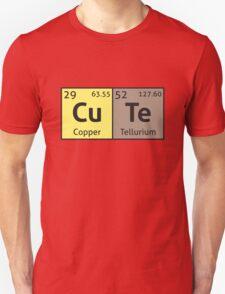 Periodic Table - Cute Unisex T-Shirt
