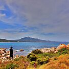 Rocky Shoreline by georgieboy98