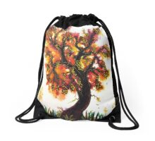 Autumn Splendour Drawstring Bag