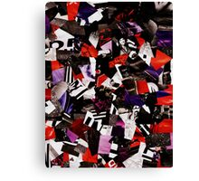 Provoke Canvas Print