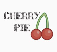 Cherry Pie Kids Tee