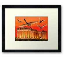 Rock With You Framed Print