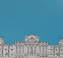 Blenheim Palace by Adam Regester