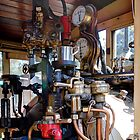 The engine room by collpics