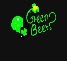 Shamrock Green Beer?  st.patty's day Unisex T-Shirt