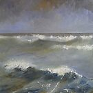 North Sea by Sue Nichol