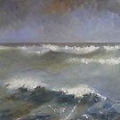 North Sea by Sue Nichol