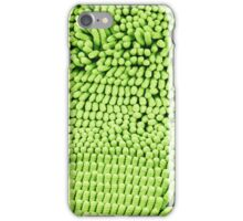 Wriggly, wriggly green worm? iPhone Case/Skin