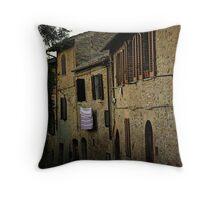San Gimignano - Toscana Throw Pillow