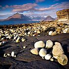 Pebbles at Elgol by hebrideslight