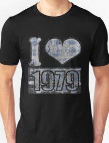 I heart 1979 Vintage T-Shirt