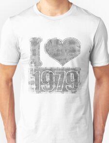 I love 1979 Vintage T-Shirt