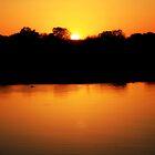 Sunset #3 by Kobus Olivier