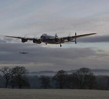 Lancaster- 'He aint heavy he's my brother' by Pat Speirs