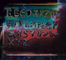 Germ Typography Edit by BizarreBeff
