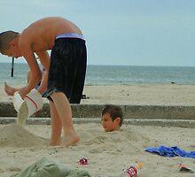FUN at the BEACH by Diane Trummer Sullivan