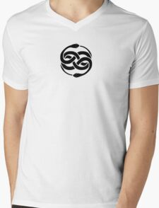 Auryn From The Never Ending Story Mens V-Neck T-Shirt