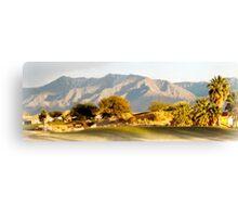 Nevada Oasis Canvas Print