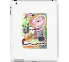 Tricycle Ganesha iPad Case/Skin