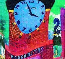 Margarita Clock by iLens