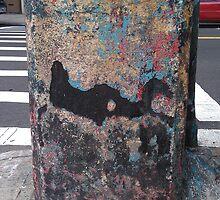 Jamaica Av at Woodhaven Boulevard by Olsen