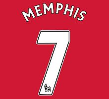 Memphis Depay by ilRe