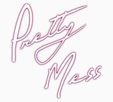 Pretty Mess T-shirt by dustyaceti