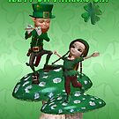 Happy St. Patrick&#x27;s Day by LoneAngel