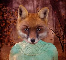 The Fox by ©Maria Medeiros