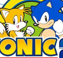 Sonic 2 sticker Sticker