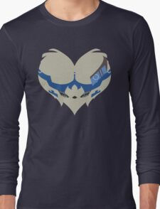 Turian Love Long Sleeve T-Shirt