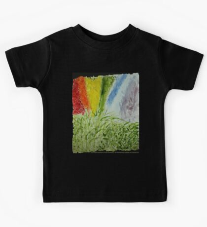 Laurel Genesis Rainbow Kids Tee