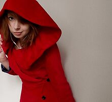 Little Red Riding Hood Coat by WeLikeBears