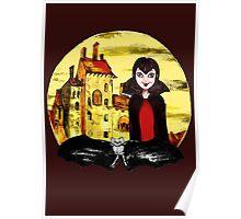 Transylvania Mavis night Poster
