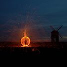 Great Ball of fire by yampy