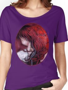 my heart soars like a blood red artifact Women's Relaxed Fit T-Shirt