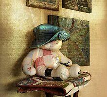 Teddy, Life Is A Journey Enjoy the Trip!  by Shyll