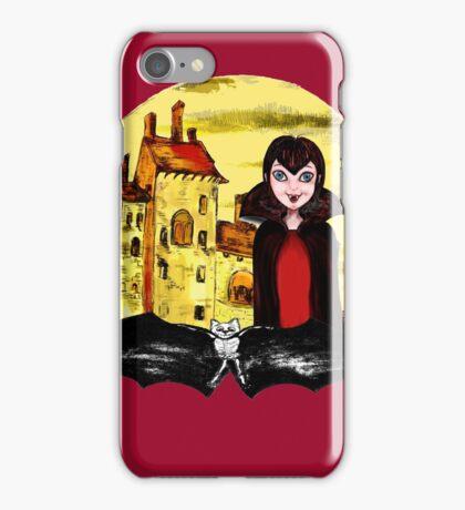 Transylvania Mavis night iPhone Case/Skin