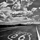 Route 66 Homage to Lee Friedlander by gwarn