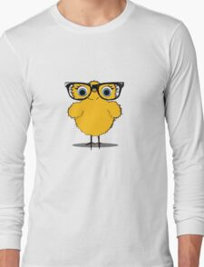 Geek Chic Chick Long Sleeve T-Shirt