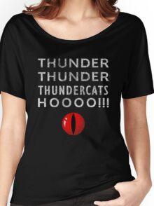Thundercats Hoooo!!! Women's Relaxed Fit T-Shirt