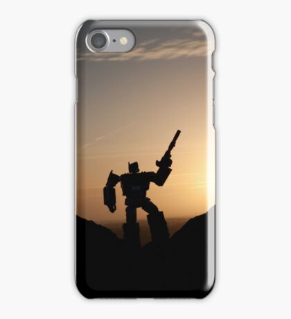 The Hills, At Sundown iPhone Case/Skin